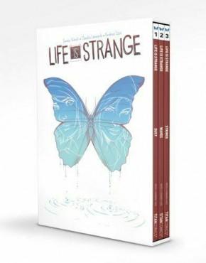 LIFE IS STRANGE YEAR ONE HARDCOVER BOX SET