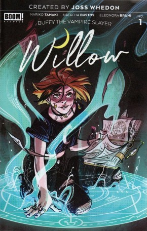 BUFFY THE VAMPIRE SLAYER WILLOW #1 2ND PRINTING
