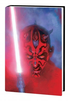 STAR WARS LEGENDS RISE OF THE SITH OMNIBUS FLEMING DM VARIANT HARDCOVER