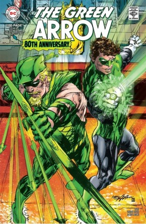 GREEN ARROW 80TH ANNIVERSARY 100 PAGE SUPER SPECTACULAR #1 NEAL ADAMS 1960S VARIANT
