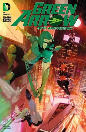 GREEN ARROW 80TH ANNIVERSARY 100 PAGE SUPER SPECTACULAR #1 SIMONE DI MEO 2010S VARIANT