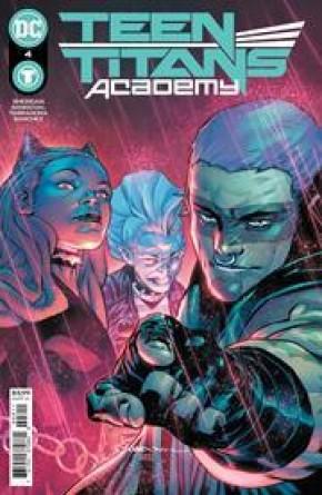 TEEN TITANS ACADEMY #4 (2021 SERIES)