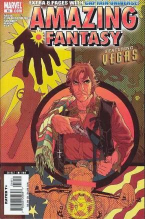 AMAZING FANTASY #14 (2004-2006 SERIES)