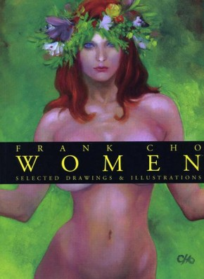 FRANK CHO WOMEN DRAWINGS AND ILLUSTRATIONS VOLUME 1 GRAPHIC NOVEL