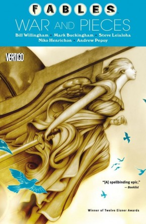 FABLES VOLUME 11 WAR AND PIECES GRAPHIC NOVEL
