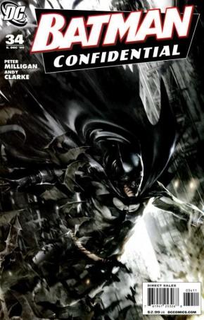 BATMAN CONFIDENTIAL #34