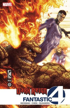 DARK REIGN FANTASTIC FOUR GRAPHIC NOVEL