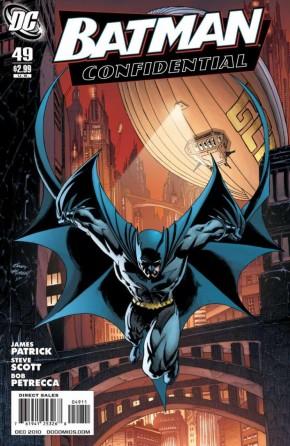 BATMAN CONFIDENTIAL #49