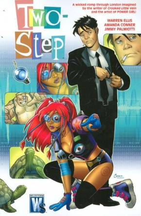 TWO STEP GRAPHIC NOVEL