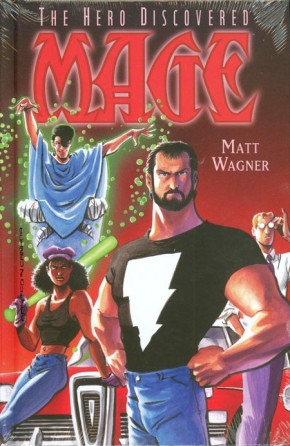 MAGE VOLUME 1 THE HERO DISCOVERED HARDCOVER