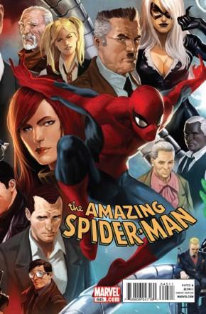 AMAZING SPIDER-MAN #645 (1999 SERIES)