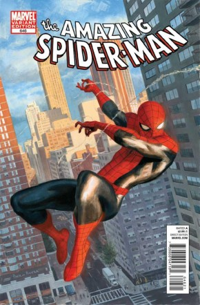 AMAZING SPIDER-MAN #646 (1999 SERIES) PAOLO RIVERA 1 IN 15 INCENTIVE