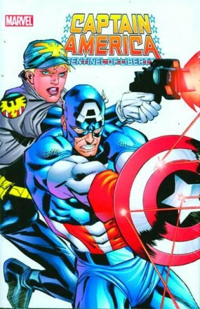 CAPTAIN AMERICA SENTINEL OF LIBERTY HARDCOVER