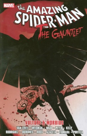 SPIDER-MAN GAUNTLET VOLUME 3 VULTURE AND MORBIUS GRAPHIC NOVEL