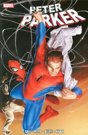 SPIDER-MAN PETER PARKER GRAPHIC NOVEL