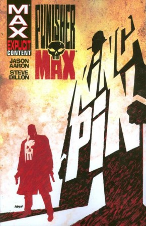PUNISHER MAX KINGPIN GRAPHIC NOVEL