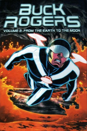 BUCK ROGERS VOLUME 2 FROM THE EARTH TO THE MOON GRAPHIC NOVEL