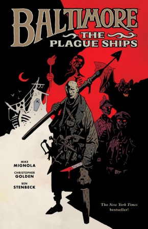BALTIMORE VOLUME 1 THE PLAGUE SHIPS GRAPHIC NOVEL