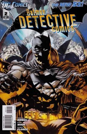 DETECTIVE COMICS #2 (2011 SERIES) 1ST PRINT