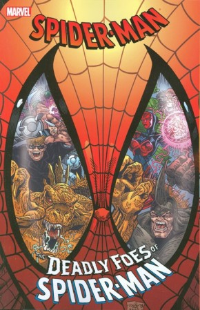SPIDER-MAN DEADLY FOES OF SPIDER-MAN GRAPHIC NOVEL