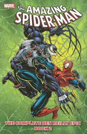 SPIDER-MAN THE COMPLETE BEN REILLY EPIC BOOK 2 GRAPHIC NOVEL