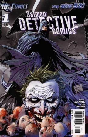 DETECTIVE COMICS #1 (2011 SERIES) 3RD PRINT