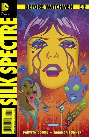 BEFORE WATCHMEN SILK SPECTRE #4