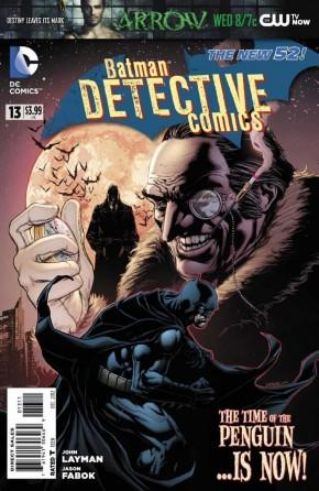 DETECTIVE COMICS #13 (2011 SERIES)