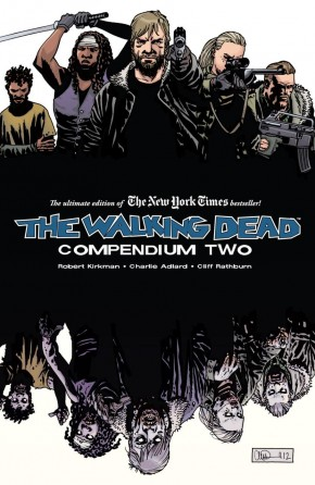 WALKING DEAD COMPENDIUM VOLUME 2 GRAPHIC NOVEL
