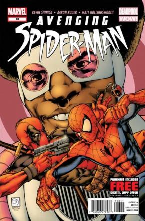 AVENGING SPIDER-MAN #13 (2011 SERIES)