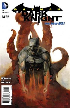 BATMAN THE DARK KNIGHT #24 (2011 SERIES)