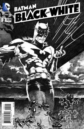 BATMAN BLACK AND WHITE #2 (2013 SERIES)