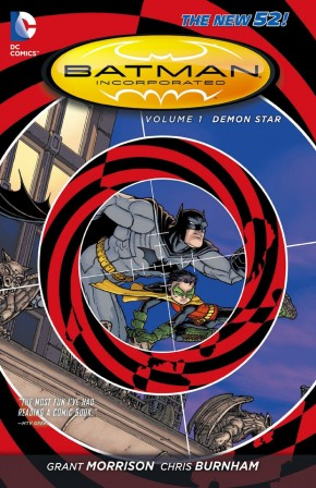 BATMAN INCORPORATED VOLUME 1 DEMON STAR GRAPHIC NOVEL