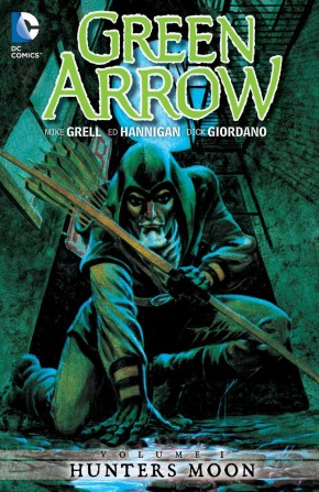 GREEN ARROW VOLUME 1 HUNTERS MOON GRAPHIC NOVEL