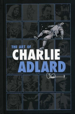 ART OF CHARLIE ADLARD HARDCOVER
