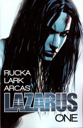 LAZARUS VOLUME 1 GRAPHIC NOVEL