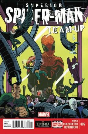 SUPERIOR SPIDER-MAN TEAM UP #5