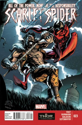 SCARLET SPIDER #23 (2012 SERIES)