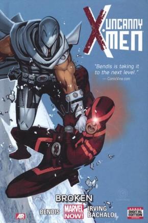 UNCANNY X-MEN VOLUME 2 BROKEN HARDCOVER