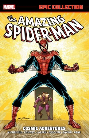 AMAZING SPIDER-MAN EPIC COLLECTION COSMIC ADVENTURES GRAPHIC NOVEL