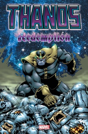THANOS REDEMPTION GRAPHIC NOVEL