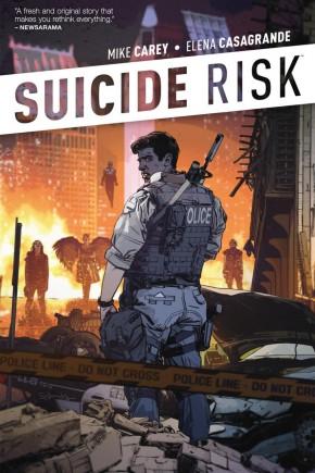 SUICIDE RISK VOLUME 1 GRAPHIC NOVEL