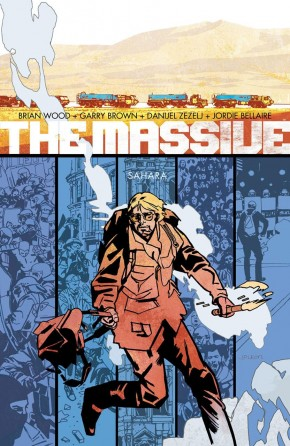 THE MASSIVE VOLUME 4 SAHARA GRAPHIC NOVEL