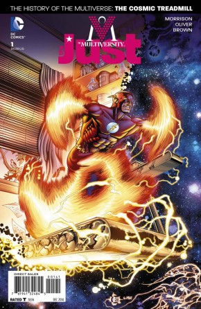 MULTIVERSITY THE JUST #1 EAGLESHAM 1 IN 50 INCENTIVE VARIANT