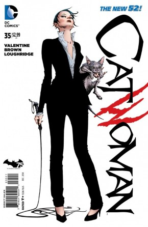 CATWOMAN #35 (2011 SERIES)