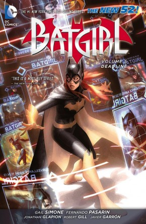 BATGIRL VOLUME 5 DEADLINE HARDCOVER