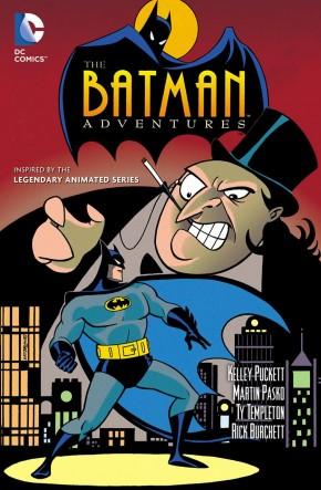 BATMAN ADVENTURES VOLUME 1 GRAPHIC NOVEL