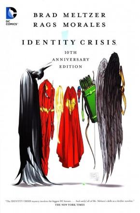 IDENTITY CRISIS 10TH ANNIVERSARY HARDCOVER