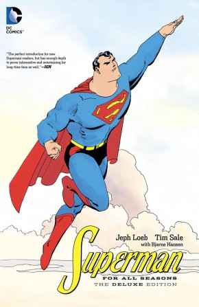 SUPERMAN FOR ALL SEASONS DELUXE EDITION HARDCOVER
