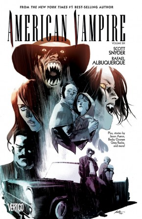 AMERICAN VAMPIRE VOLUME 6 GRAPHIC NOVEL